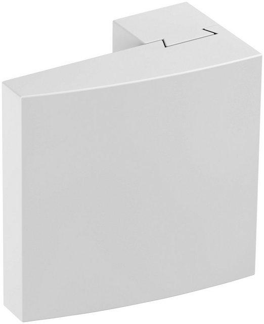 BASI Fenster-Zusatzschloss »Steckverbindung - weiß«, Fenstersicherung FS 65