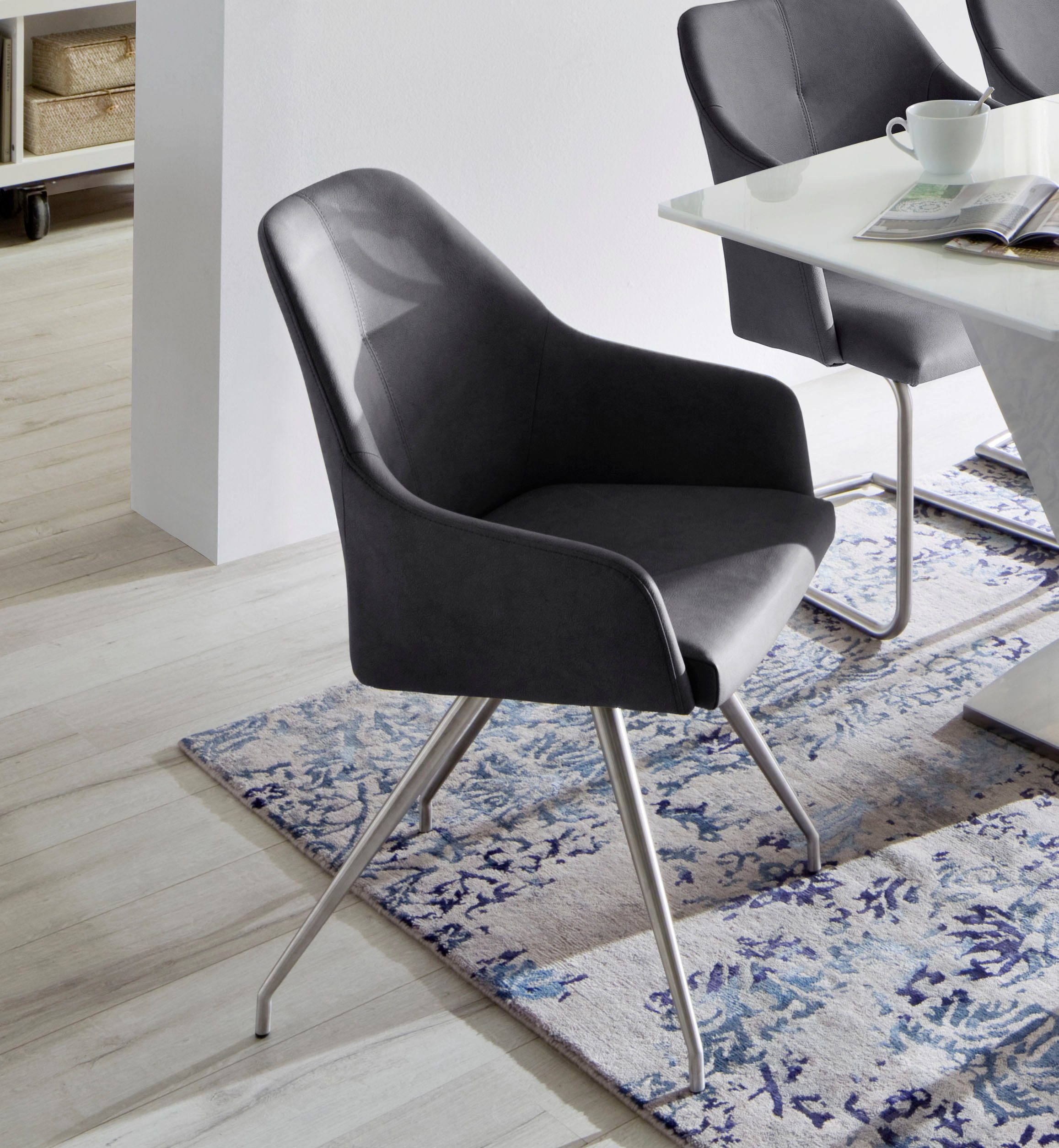 MCA furniture Schalenstuhl, Pflegeleichtes Kunstleder online kaufen | OTTO