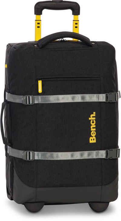 Bench. Reisetasche »Rollenreisetasche«, mit Anti-Diebstahlschlaufen
