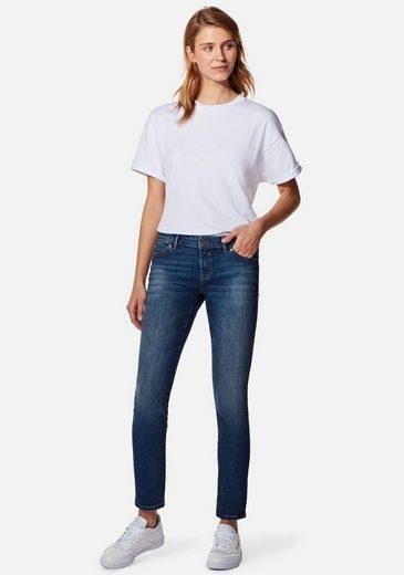 Mavi Skinny-fit-Jeans »LINDY« Damenjeans mit hoher Formstabilität