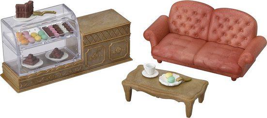 EPOCH Traumwiesen »Sylvanian Families Patisserie Set mit Sofa« Puppenhausmöbel