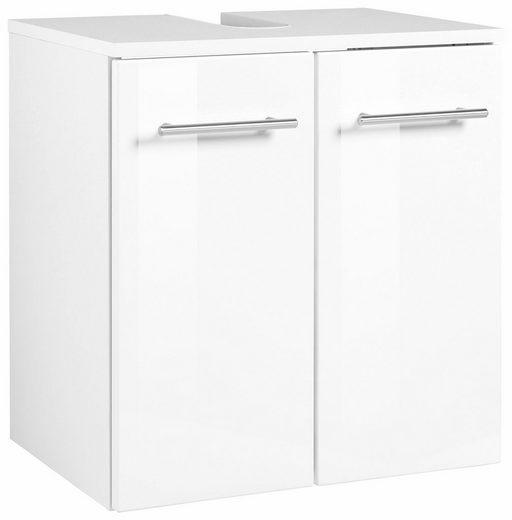 HELD MÖBEL Waschbeckenunterschrank »Venedig« Badmöbel in verschiedenen Farben erhältlich