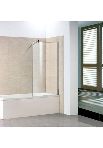 welltime Badewannenaufsatz »Sevilla« Einscheibe...