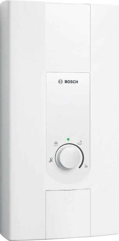 BOSCH Durchlauferhitzer »TR5000 24/27EB«, elektronisch, 1 St., Übertischausführung
