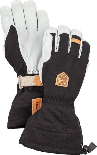 Hestra Handschuhe »M's Army Leather Patrol Gauntlet 5-Finger«