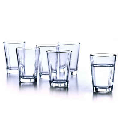 Rosendahl Glas »Wassergläser GRAND CRU 22cl - 6er Set«, Glas