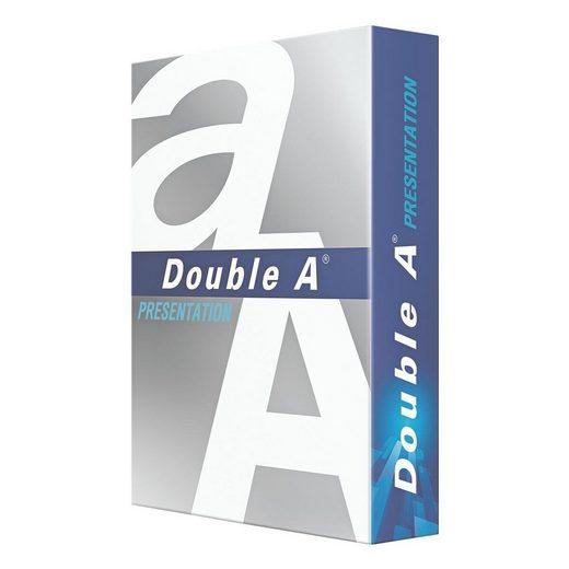 DOUBLE A Druckerpapier »Presentation«, Format DIN A4, 100 g/m²