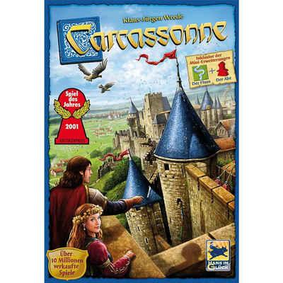 Hans im Glück Spiel, »Carcassonne, neue Edition«