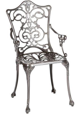 MERXX Sodo kėdė »Lugano« (1 vienetai) Alumin...