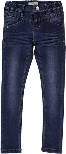 Name It Skinny-fit-Jeans Jeanshose Sweat-Denim Nitsus