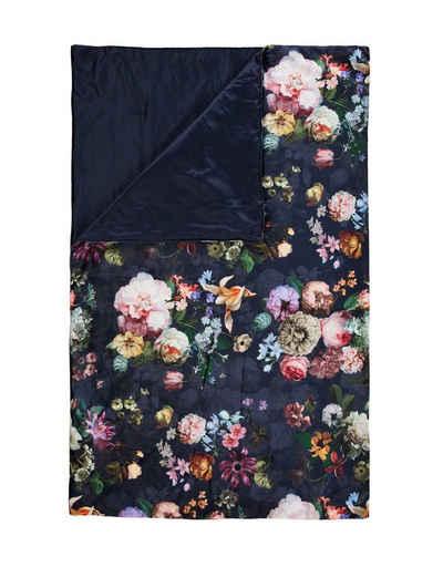 Plaid »Fleur«, Essenza, mit Blumenprint