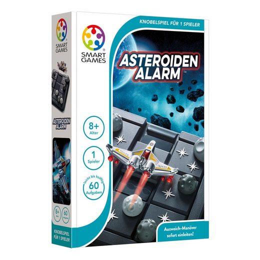 Smart Games Spielesammlung, Logikspiel »Asteroiden Alarm«