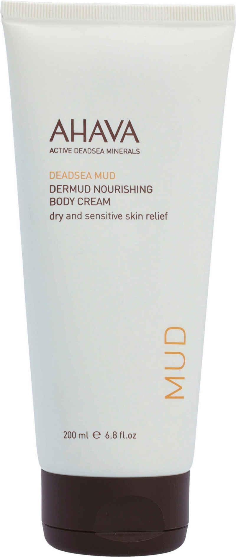 AHAVA Körpercreme »Deadsea Mud Dermud Nourishing Body Cream«