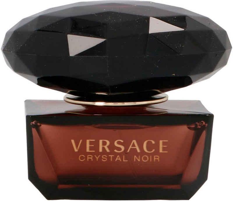 Versace Eau de Toilette »Bright Crystal Noir«