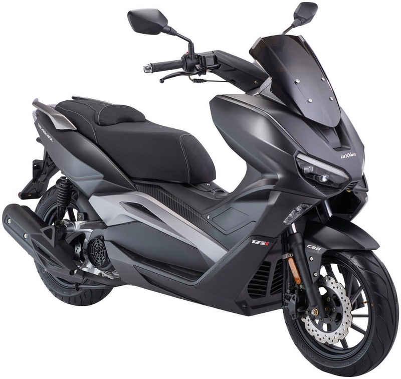 Luxxon Motorrad »Silvermax«, 124,6 ccm, 85 km/h, Euro 5