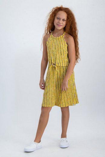 Garcia A-Linien-Kleid mit Haltertop