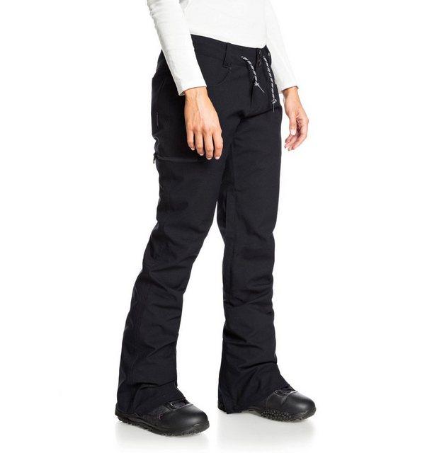 Hosen - DC Shoes Schneehose »Viva« › schwarz  - Onlineshop OTTO