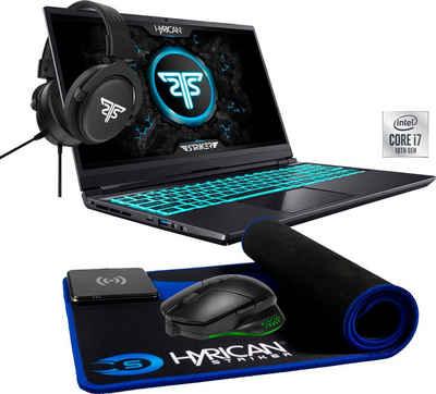 Hyrican Striker 1640 Gaming-Notebook (43,94 cm/17,3 Zoll, Intel Core i7, GeForce RTX 3080 Max.Q, 2000 GB SSD)
