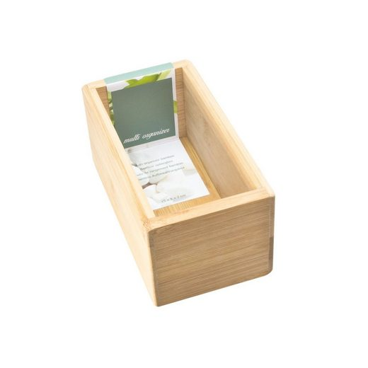 Neuetischkultur Aufbewahrungsbox »Aufbewahrungsbox Bambus«, Aufbewahrungsbox