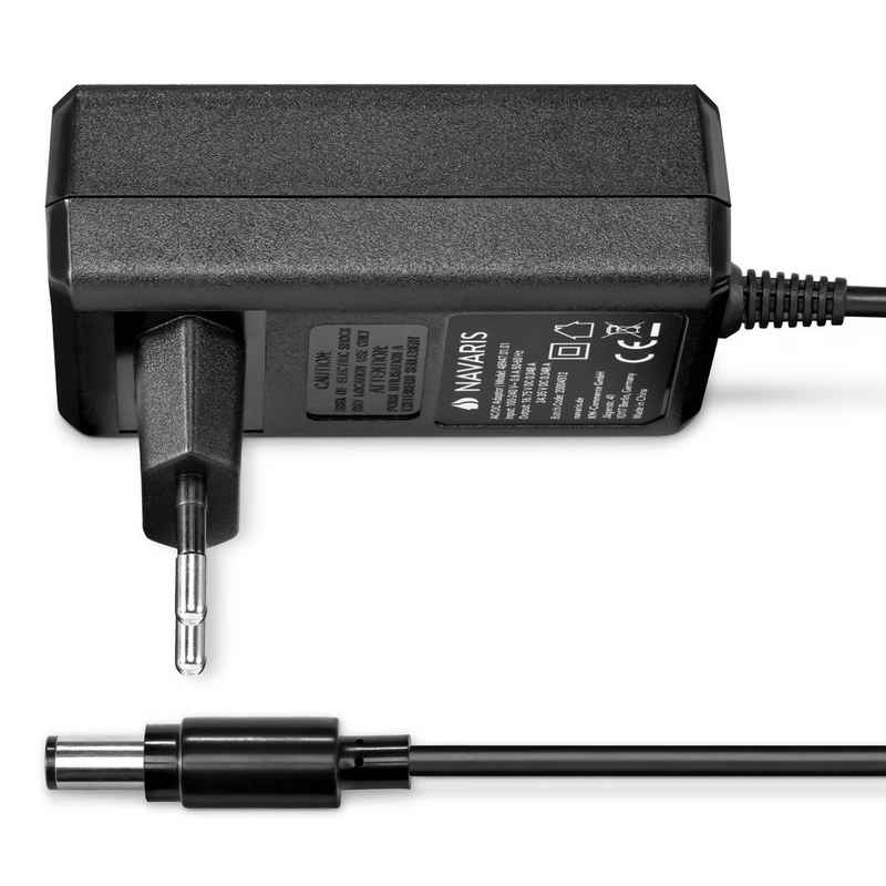 Navaris Stromkabel, Ladekabel für Dyson - Netzteil für DC30 DC31 DC34 DC35 DC45 - Ladegerät für Staubsauger - aus Kunststoff