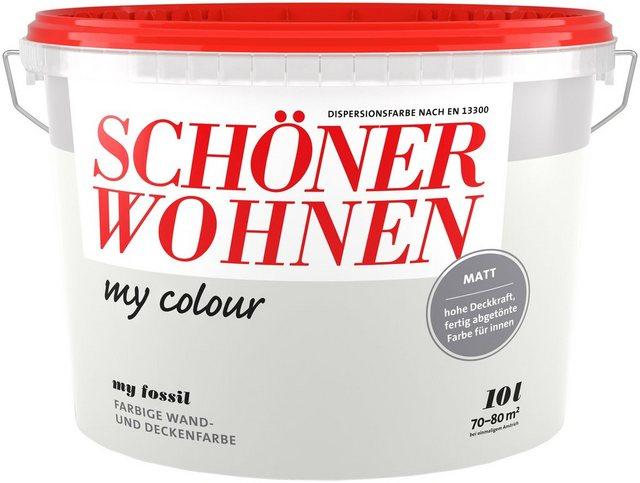 Schöner Wohnen Farbe My Colour, my fossil, natur