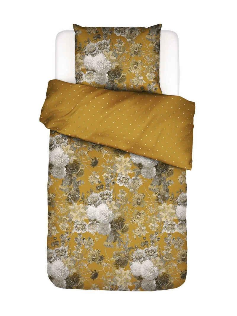 Bettwäsche »Maily«, Essenza, mit floralem Muster