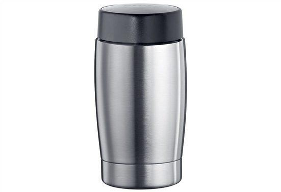 JURA Isoliermilchbehälter Edelstahl, Zubehör für alle Jura Kaffeevollautomaten, 0,4 Liter