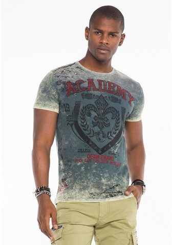 Cipo & Baxx Cipo & Baxx Marškinėliai su Prints ir ...