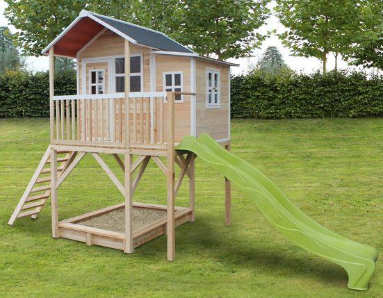 EXIT Spielhaus »Loft 750«, BxTxH: 190x443x269 cm