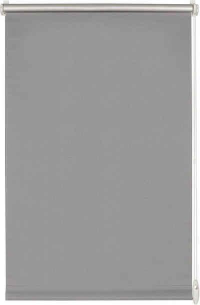 Seitenzugrollo »EASYFIX Rollo Thermo ENERGIESPAREND«, GARDINIA, verdunkelnd, ohne Bohren, lichtundurchlässig, höchste Lichtreflektion