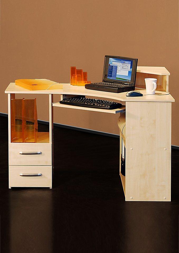 Schreibtisch »4505-02« in ahornfarben
