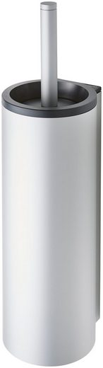 KEUCO WC-Bürstengarnitur »Plan«, silber-eloxiertes Aluminium