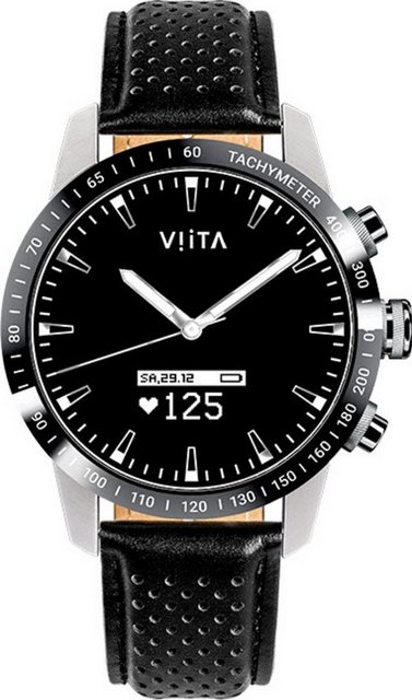 Smartwatches - Viita Connected Watch »Hybrid HRV Tachymeter«  - Onlineshop OTTO