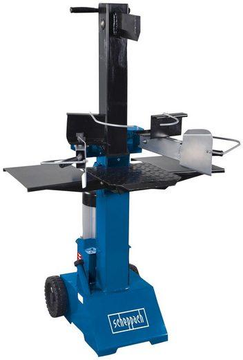 SCHEPPACH Elektro-Holzspalter »HL810«, Spaltgutlänge bis 55 cm