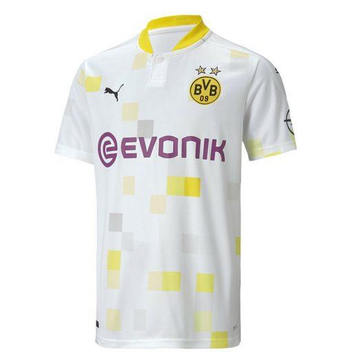 PUMA Trainingsshirt »BVB Jugend Kurzarm-Ausweichtrikot«