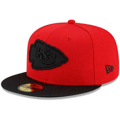 New Era Fitted Cap »59FIFTY NFL SIDELINE 2021 Road Edition«