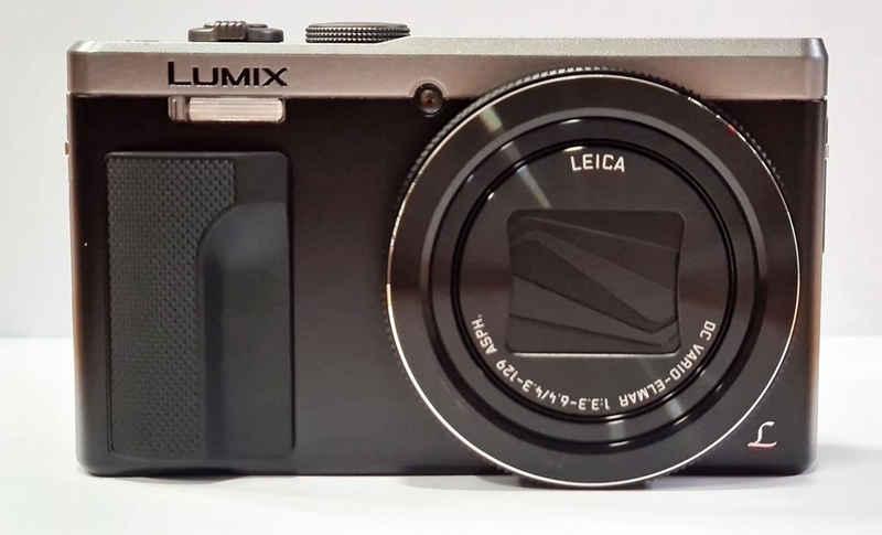 Panasonic »Lumix DMC-TZ81EG-S silber« Kompaktkamera