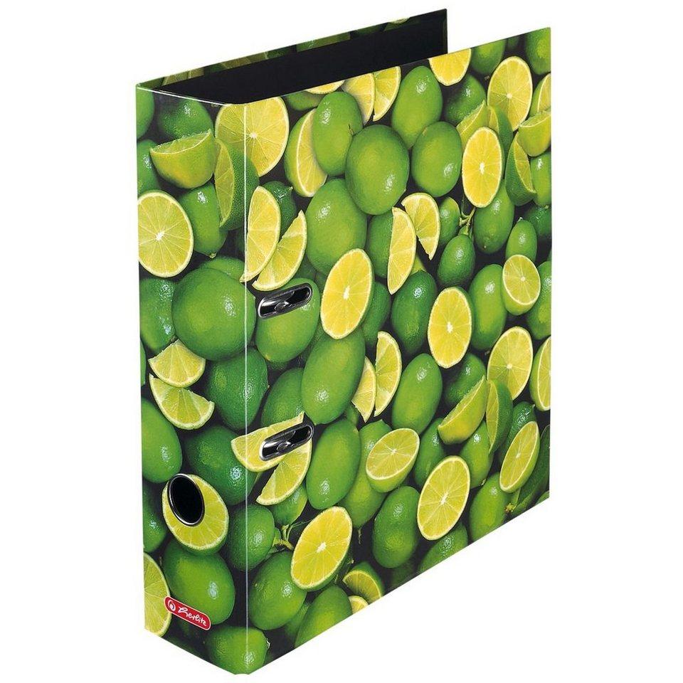 Herlitz Motivordner »Limone«