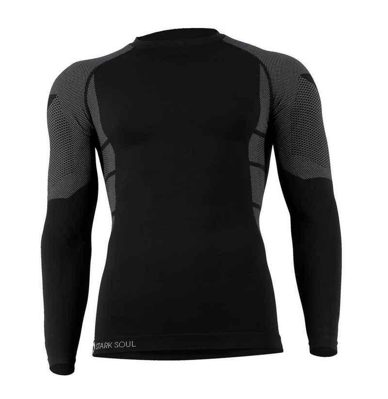 Stark Soul® Funktionsshirt »Seamless Funktionsunterwäsche« Strapazierfähig und Schnelltrocknend