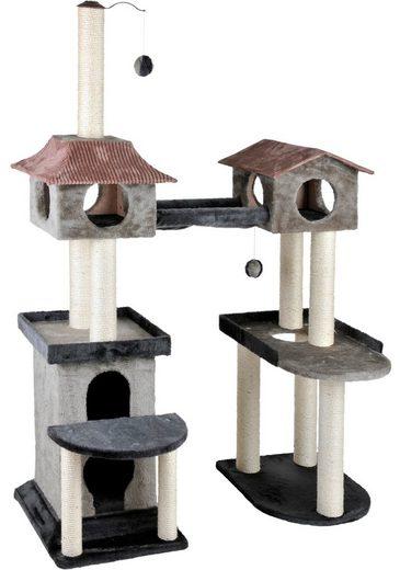 SILVIO DESIGN Kratzbaum »Cat-Castle«, BxH: 107x163 cm