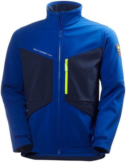 Helly Hansen Workwear Softshelljacke »Aker Softshell«