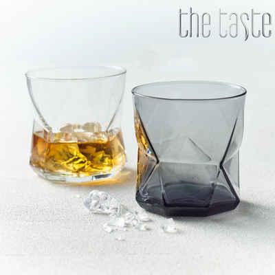 The Taste Gläser-Set »THE TASTE Trinkglas 33 cl - 4er Set«