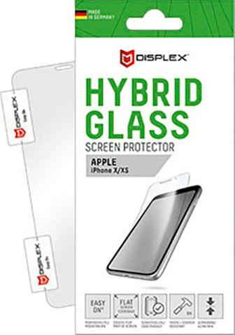 Displex »DISPLEX Hybrid Glass für Huawei P30 lite (6,2), 9H, mit Montagesticker« für Huawei P30 Lite, Displayschutzglas, 1 Stück