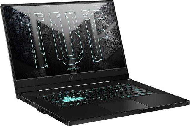 Asus TUF Dash F15 FX516PR Gaming-Notebook 39,6 cm 15,6 Zoll, Intel Core i7, 512 GB SSD