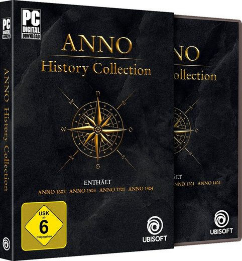 ANNO History Collection PC