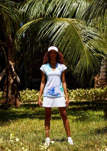 BIDI BADU Tennisrock mit elastischem Bund »Kate Tech«