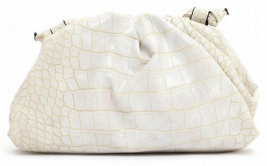 Tamaris Mini Bag »Bügeltasche Cynthia«, in Reptil Optik