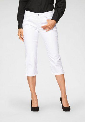 MAC Kareiviško stiliaus džinsai »Capri-Sum...