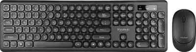 MARVO »DCM003WE« Tastatur- und Maus-Set