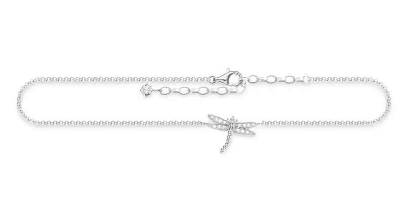 THOMAS SABO Fußkette »Fußkette Libelle«